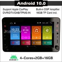 ERISIN 3020 Android 10.0 DSP Carplay GPS Autoradio pour Alfa Romeo Spider 159 Sportwagon Brera Radio lecteur multimédia