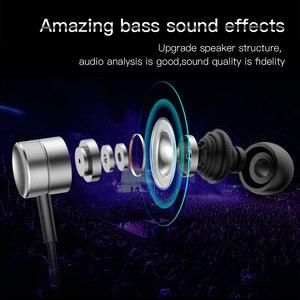 Image 2 - Beaseus Wired Bass Sound Kopfhörer für Telefon In Ohr Stereo Sound Headset Kopfhörer Hohe qualität für xiaomi iPhone Samsung hörer