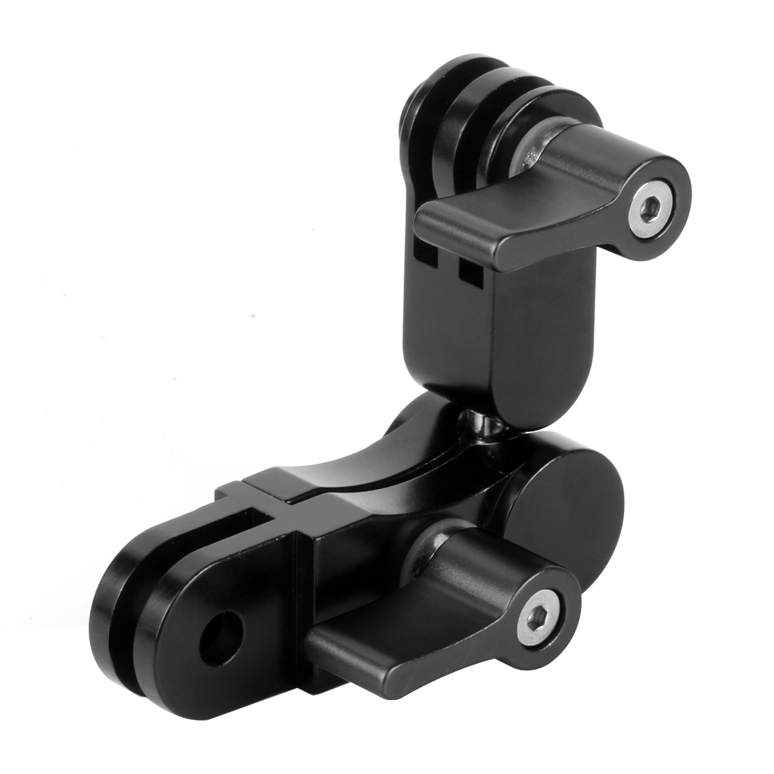 360° Arm Magic Hand Extension Adapter Swivel Joint Helmet Tripod Mount CNC for Gopro Hero 8 7 6 5 for DJI Osmo Action Camera Acc