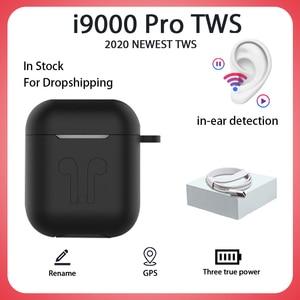 Original i9000 Pro Blutooth Earphone TWS Wireless Headphone Store Earbuds fone de ouvido auriculares audifonos bluetooth Elair