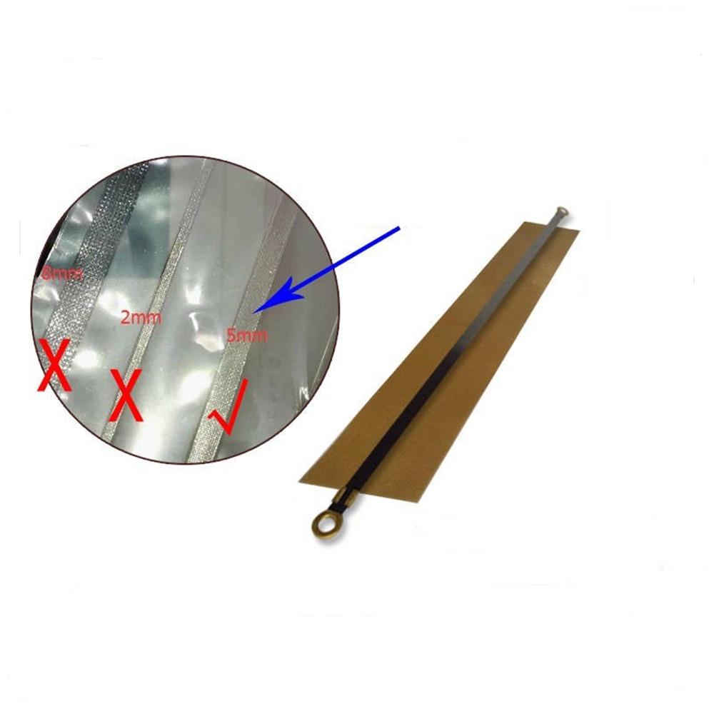 200//300//400mm Impulse Sealer Heat Wire Element Strip Sealing Machine Dreamed