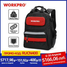 Backpack WORKPRO New-Tool Waterproof Handbag Storage-Bags Multifunction-Bags