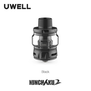 Image 2 - Uwell Nunchaku 2 Tank 5 Ml Vape Verstuiver Zelfreinigende UN2 Meshed Coil Geschikt Voor Nunchaku 2 Mod E Sigaret Sub Ohm Tank Rta