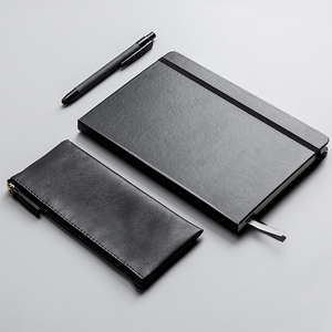 Image 4 - Neue xiaomi youpin kinbor business anzug stift notebook Lesezeichen Bleistift fall Büro geschenk anzug Praktische hohe qualität