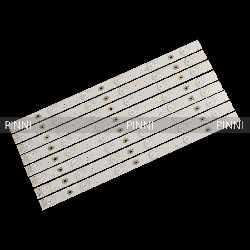 Brand New 8Pieces 40 Inch LED TV Backlight Strips 006-P2K1793B 40F2370-6EA For To Shi Ba 40L1550C 4C-LB4006-YH1 4C-LB4006-YH3
