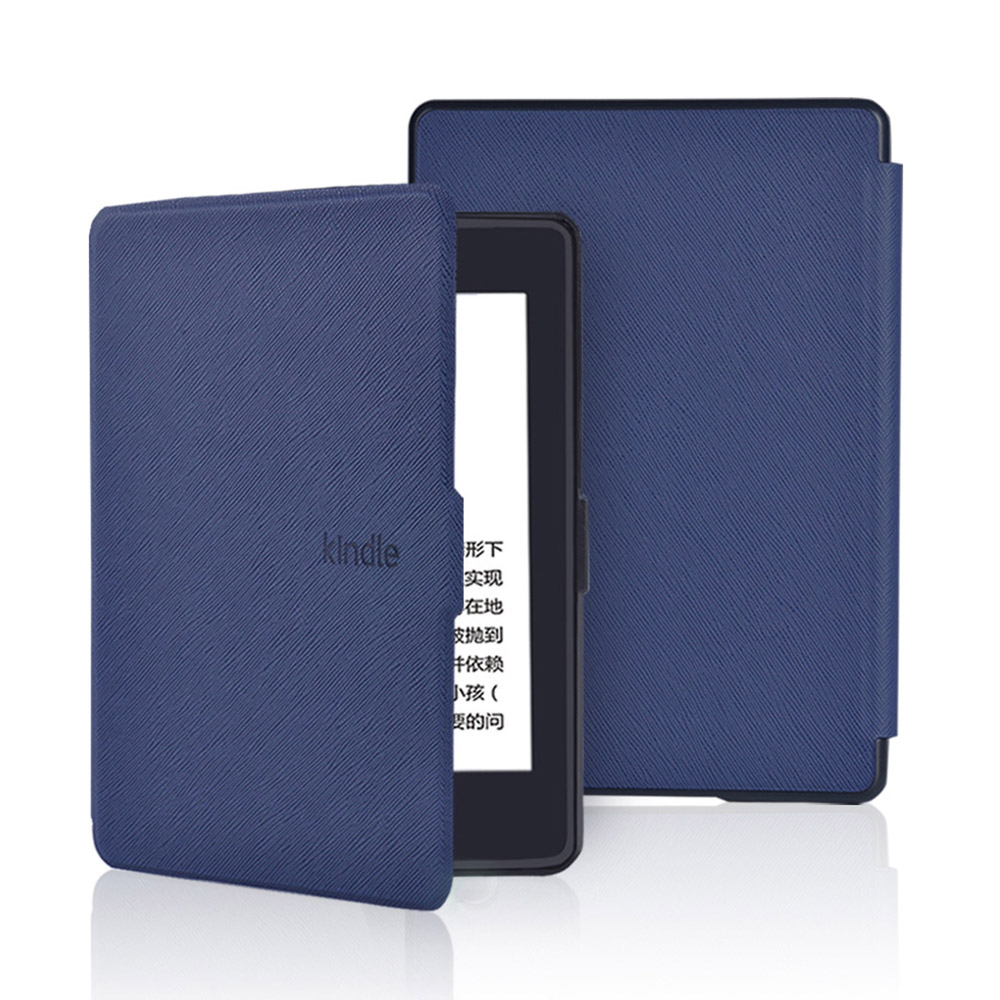 Magnetic Smart Cover PU Leather Case For Kindle 10th Generation 2019 Release Capa Funda For Kindle 658 2019 Coque Shell