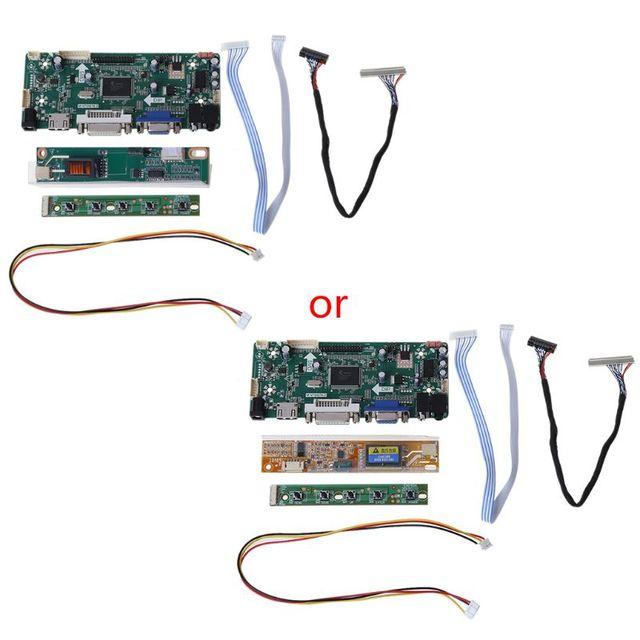 1 סט עבור 30Pin LTn154X3 L01/L01H 1280X800 פנל מסך תצוגת Lcd בקרת לוח