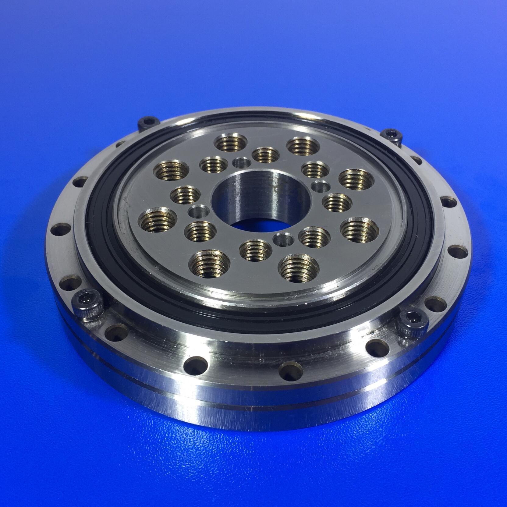 CSF-40 , CSG-40 , CRB40-126 Cross Roller Bearing For CSF/CSG Harmonic Drive Gear Speed Reducer-TLANMP Brand Precison Bearings