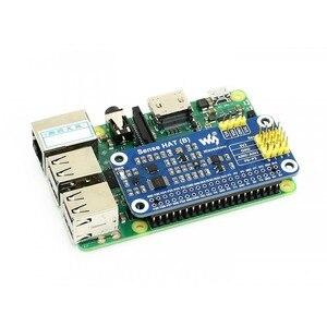 Image 5 - Sense HAT (B) pour Raspberry Pi à bord de capteurs multi puissants prend en charge les capteurs externes 3.3V I2C