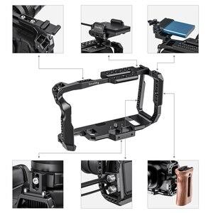 Image 3 - SmallRig BMPCC 4K 6K jaula de cámara para Blackmagic diseño cámara de cine de bolsillo forma jaula de ajuste + Nato Rail Could Shoe Mount  2203