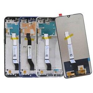 Image 5 - 100% Originele Display Vervanging Voor Xiaomi Redmi Note 8 Lcd Touch Screen Digitizer Vergadering Voor Redmi Note8 Met Logo