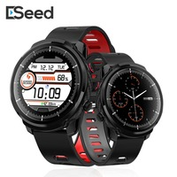 ESEED men Smart watch L5 plus S10 L3 IP68 waterproof full touch screen long standby smartwatch Heart Rate Weather PK honor watch