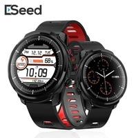 ESEED men Smart watch L5 plus S10 L3 IP68 waterproof full touch screen long standby smartwatch Heart Rate Weather PK honor watch