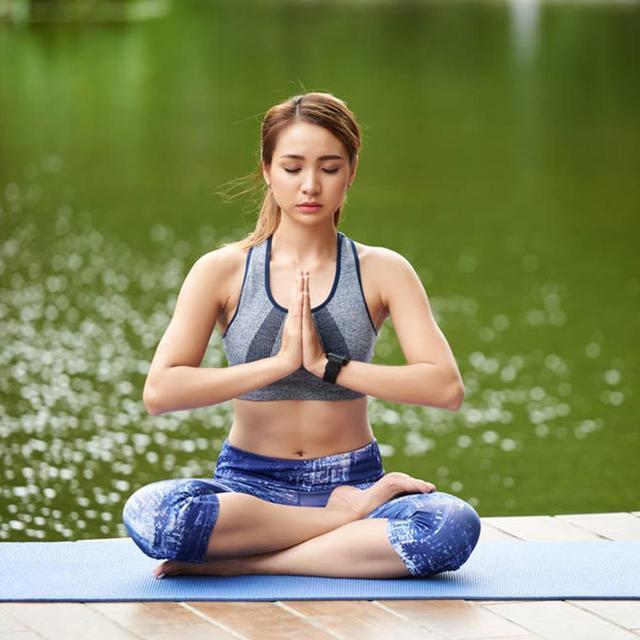 Fitness Yoga Mat  2