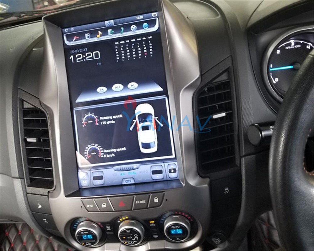 Android-7-1-Tesla-Style-Car-No-DVD-Player-GPS-Navigation-For-Ford-Ranger-2011-2016