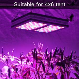 Image 5 - Famurs ışık büyümeye yol açtı 800W/1500W/2000W/3000W tam spektrum reflektör üçlü çip Veg Bloom kapalı bitkiler için büyümek çadır bitki led