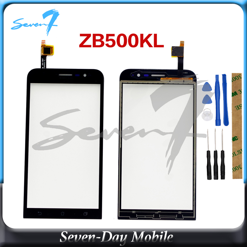 For Asus Zenfone Go ZB500KL X00AD  Touch Screen Digitizer Panel