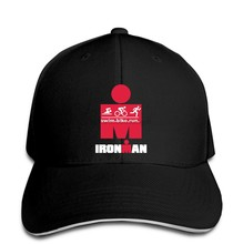 Ironman Triathlon Finisher Cyclus Run Swim Gym Sportkleding Mens Black Mannen Baseball Cap Nieuwe Snapback Cap Vrouwen Hoed Pet(China)