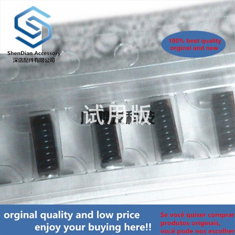 10pcs 100% Orginal New 1606-9JLC Micro Spring Hollow Inductor 1606 9.85 NH 1.6A 5%