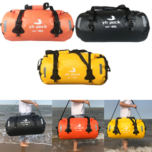Image 1 - Waterproof Large Capacity Storage Bag Motorcycle Cycling Hiking Bag for Rafting Canoe Boating Trekking Swimming Travel Bag