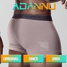ADANNU – caleçon respirant et confortable pour homme, caleçon de marque, caleçon Tanga