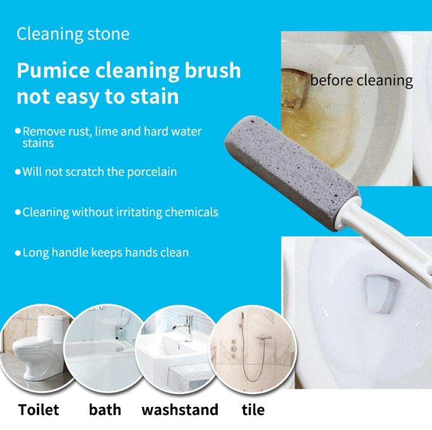 инструменты чистки пемзу Congis ручкой туалет щетка для очистки кисти бытовых чаша инструмент чистого кисть скруббер ванны раковины плитки