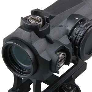 Векторная оптика Maverick Gen3 1x22 Red Dot оптический прицел охотничий Водонепроницаемый IPX6 QD AR прицел резиновый Armed .223 5,56. 308 7,62