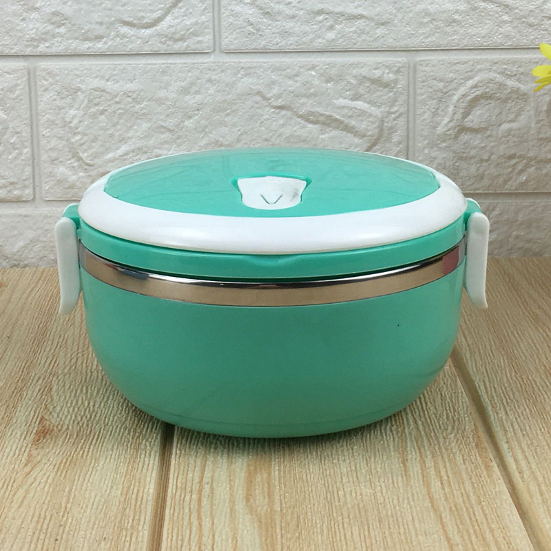 700 Ml Stainless Steel Thermal Insulated Lunch Box Bento Food Picnic Container*1 on Orders 9999 Wondeful Store