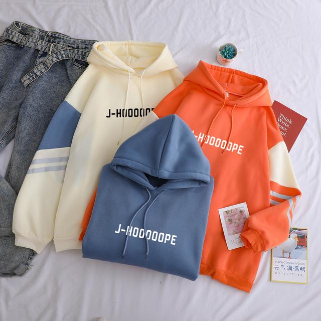 J-HOOOOOPE HOODIE (3 VARIAN)