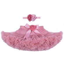 Модная юбка-пачка для маленьких девочек пышная Пышная юбка-американка для балета для маленьких детей, вечерние юбки для танцев, одежда принцессы из тюля для девочек