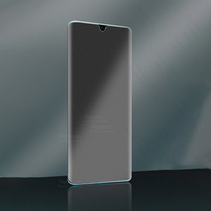 Image 2 - 3PCS אין טביעת אצבע מט הידרוג ל סרט לxiaomi Poco X3 פרו NFC F3 הגלובלי גרסה M3 X3pro NFS X 3 מסך מגן רך סרט