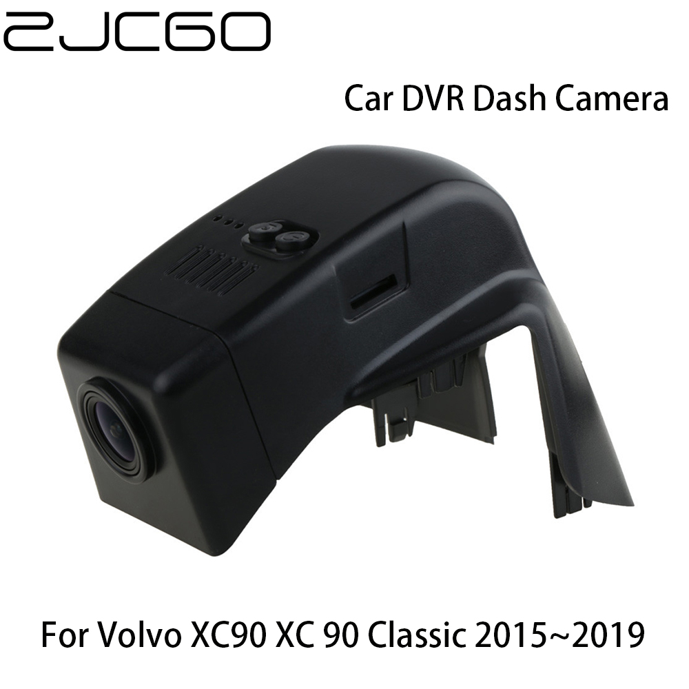 Car DVR Registrator Dash Cam Camera Wifi Digital Video Recorder for <font><b>Volvo</b></font> XC90 <font><b>XC</b></font> <font><b>90</b></font> Classic 2015 2016 <font><b>2017</b></font> 2018 2019 image
