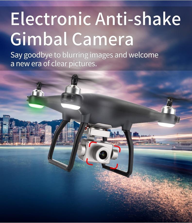 gps seguindo brushless rc quadcopter profissional selfie câmera