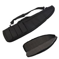 One Shoulder Outdoor Oblique Mouth Egg Cotton Gun Pack Fishing Bag Tactical Bag Fishing Rod Bag 1 M Fishing Bag Camouflage Bag 1