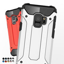 for Samsung Galaxy S8 S9 S10 J7 Neo j3 j5 Note 10 9 8 A7 A5 A3 2017 A8S M10 M20 A40 A50 A70 Cover Shockproof bumper protect case(China)