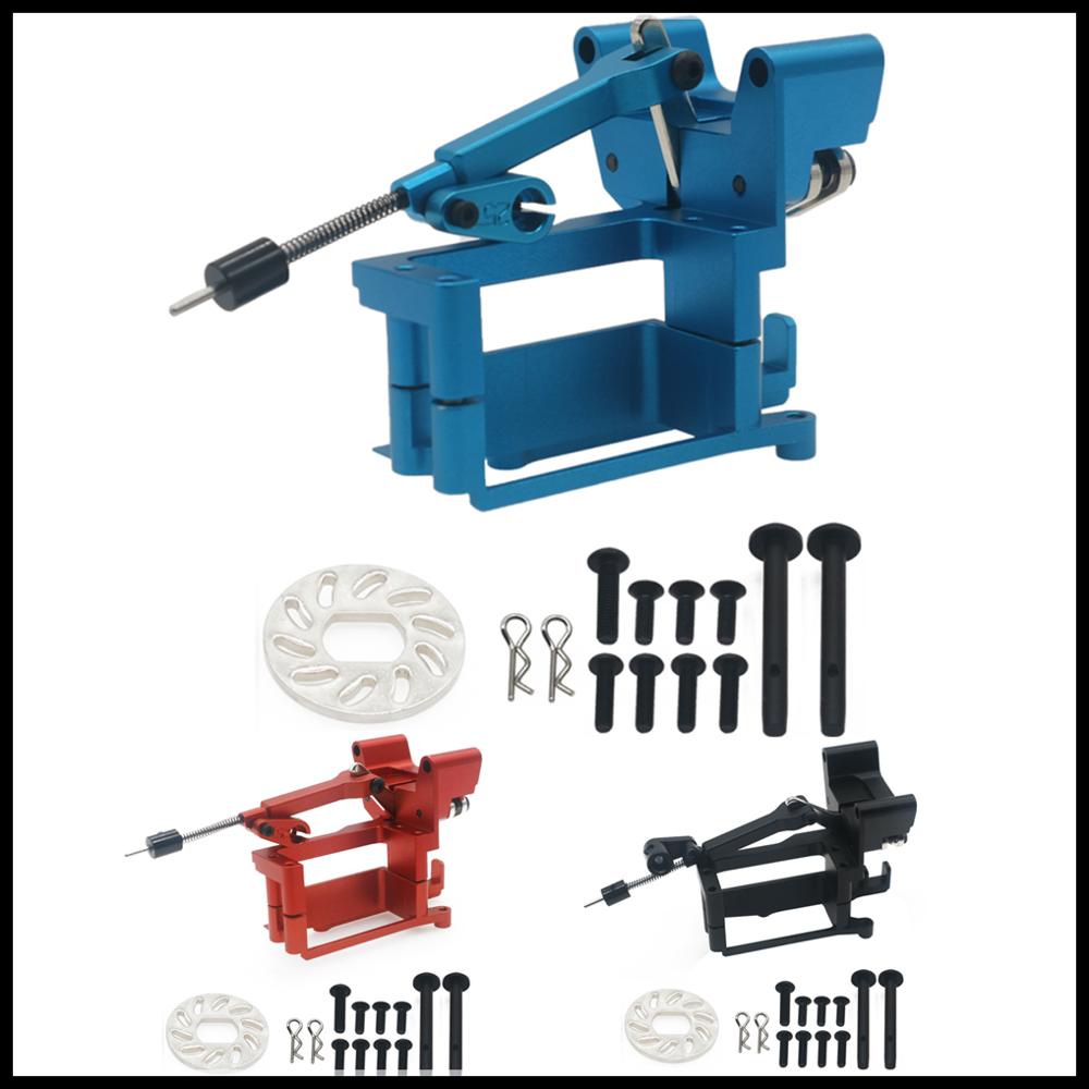 1set for 1 7 Arrma Alloy Handbrake Module ARA109011 ARA109001 ARA7617V2 ARA7615V2 Infraction Limitless Felony