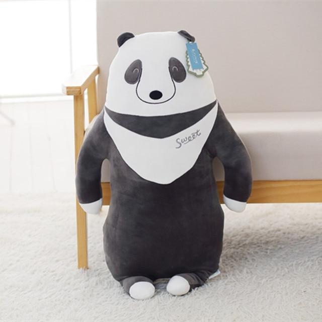 Panda Fox Bear Doll Stuffed & Plush Animals Toy Plush Animals Soft Baby Kids Toys for Girls Children Birthday Gift Kawaii Toys