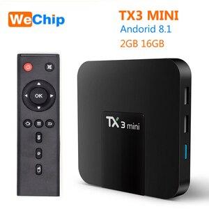 TX3 mini Smart TV BOX 1GB/8GB