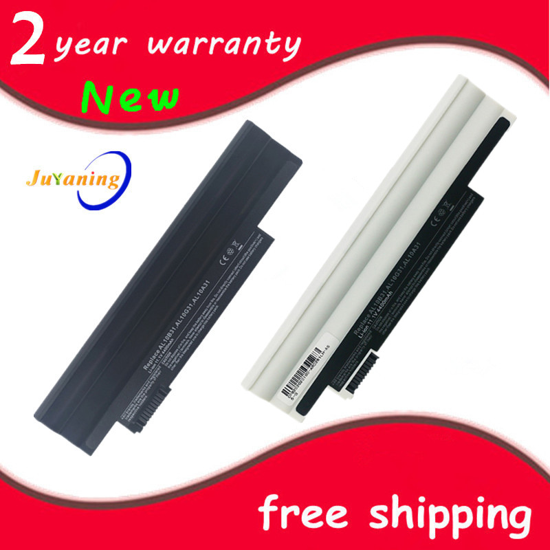 Laptop <font><b>battery</b></font> for <font><b>Acer</b></font> <font><b>Aspire</b></font> <font><b>One</b></font> <font><b>722</b></font> AO722 D257 D257E E100 AOD255 AOD257 AL10A31 AL10G31 Netbook D260 D255 D270 AL10B31 image