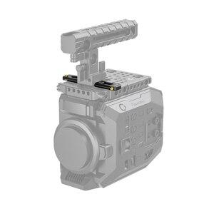 """Image 5 - Rail otan de 100mm de longueur 6mm dépaisseur avec Rail otan 1/4 """" 20 vis de montage pour pince/poignée/monture Evf otan 2485"""