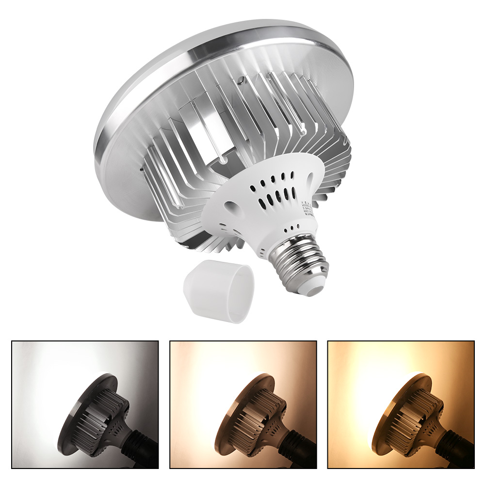 H8958bfafe21f49e88f9aedec2e93b88aY Photography 50x70CM Softbox Lighting Kits Professional Light System With E27 Photographic Bulbs Photo Studio Equipment