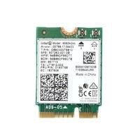 С 2 антеннами для Intel AC 9560 9560NGW 1,73 Гбит/с беспроводная карта NGFF M2: CNVi Wifi карта 802,11 ac Bluetooth 5,0 для Windo