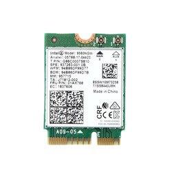 С 2 антерта для Intel AC 9560 9560NGW 1 73 Гбит/с беспроводная карта NGFF M2: CNVi Wifi карта 802.11ac Bluetooth 5 0 для Windo