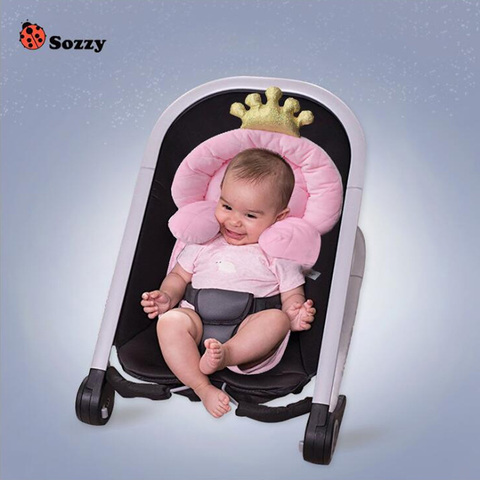 anti rolo travesseiro de algodao infantil almofada