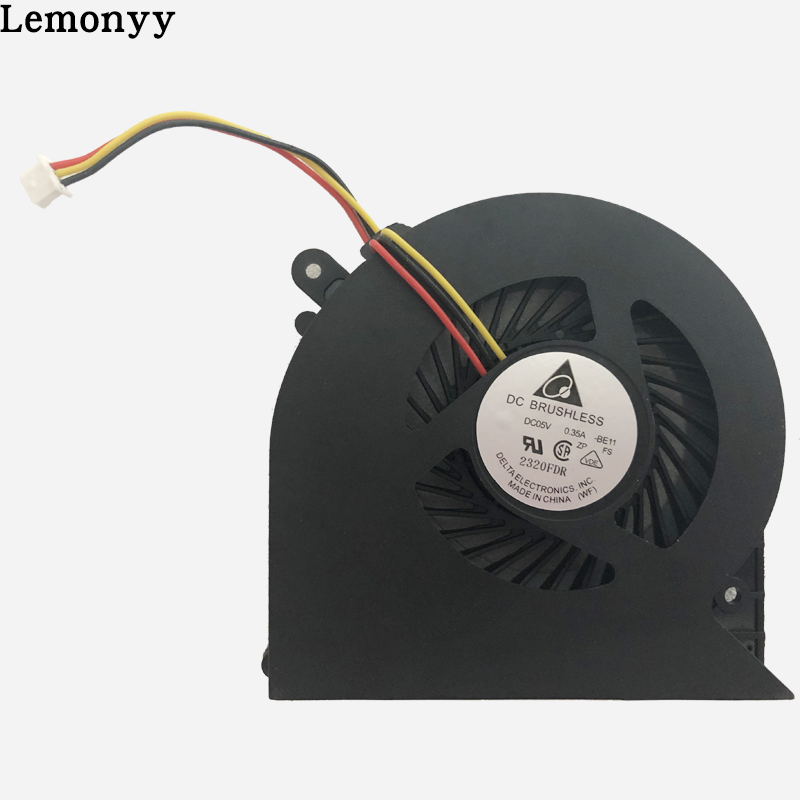 New For Toshiba C850 C855 C870 C875 L850 L850D L870 L870D Cooling Fan image