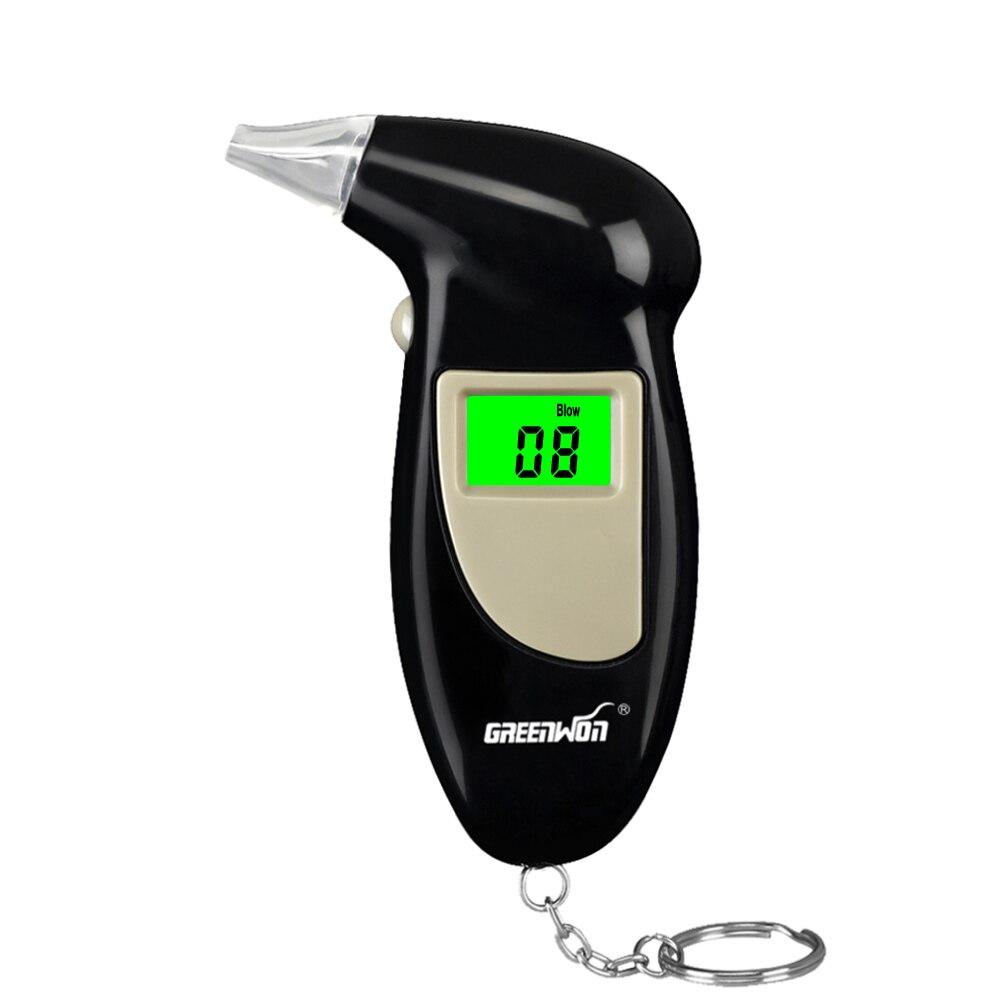 2020 GREENWON 68AS Quick Response Professional ketone Tester Digital ketosis Breathalyzer keto tester