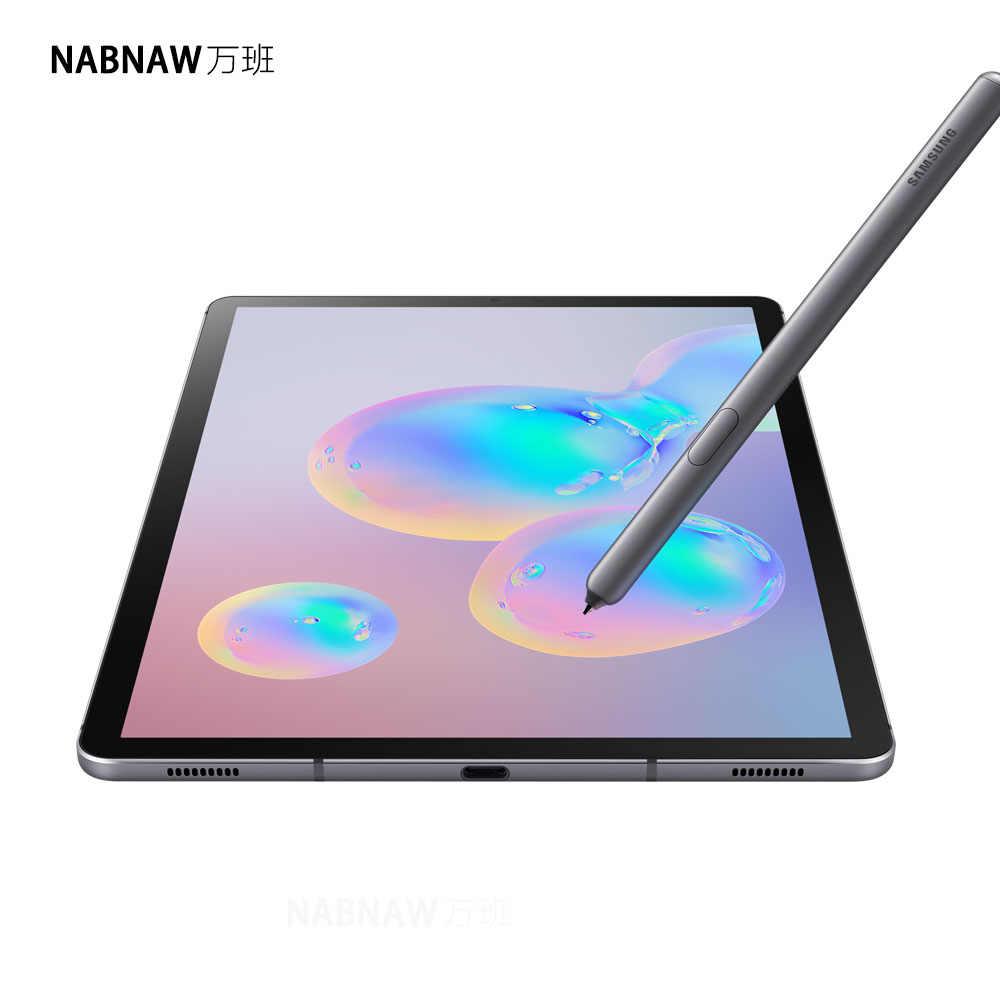 Untuk Samsung Galaxy Tab S6 10.5 LTE/Wifi Kaca Tempered Samung Galaxy Tablet SM-T865 SM-T860 Pelindung Layar HD 9H oleophobic Coating