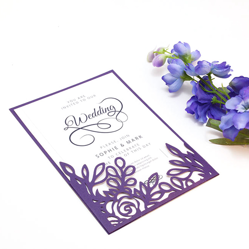 Flowers Lace Metal Cutting Dies Scrapbooking Pocket Craft Dies Cut New 2019 Paper Card Making Wedding Invitation