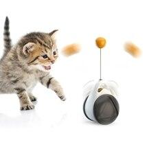 Cat Tumbler Cat-Interactive-Toy Catnip Toy Pet-Supplies Plastic Funny Kitten 1PC Multicolor