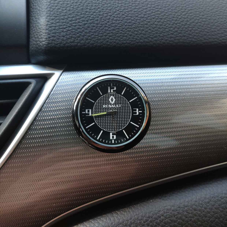 Car Clock Auto Watch Dashboard Digital Clock Accessories for BMW Ford focus Volkswagen Audi Peugeot Renault Mercedes Toyota Seat